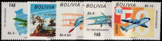 Bolivia 1974 Bolivian Air Force unmounted mint.