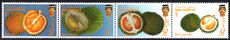 Brunei 1988 Local Fruit (2nd series) (folded) unmounted mint.