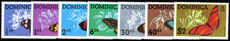 Dominica 1975 Dominican Butterflies unmounted mint.