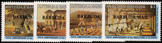 Barbuda 1984 Abolition of Slavery unmounted mint.