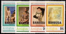 Barbuda 1981 Picasso unmounted mint.