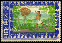 Belize 2007 Abolition of Slavery unmounted mint.