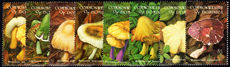 Dominica 1994 Fungi unmounted mint.