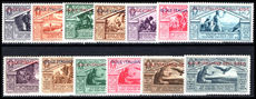 Dodecanese Islands 1930 Virgil set unmounted mint.