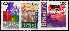 Brazil 1973 Scientific Research unmounted mint.