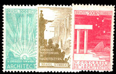 Brazil 1930 Architects lightly mounted mint.