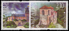Bulgaria 2017 Europa: Castles and Palaces unmounted mint.