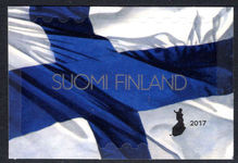 Finland 2017 National Flag unmounted mint.