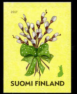 Finland 2017 Easter unmounted mint.