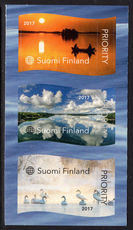 Finland 2017 The Sound of Silence unmounted mint.