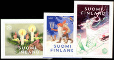 Finland 2017 Christmas unmounted mint.