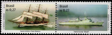 Brazil 2000 Brazilian Navy unmounted mint.