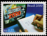 Brazil 2000 Telecourse 2000 unmounted mint.