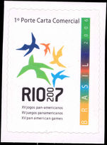Brazil 2006 Pan-Am Games unmounted mint.