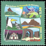 Brazil 2006 Tourism unmounted mint.