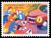 Algeria 1978 Road Safety unmounted mint.