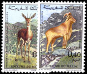Morocco 1972 Nature Protection unmounted mint.