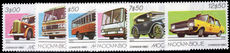 Mozambique 1980 Road Transport unmounted mint.
