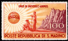 San Marino 1946 United Nations Relief unmounted mint.