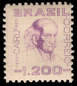 Brazil 1936 Cairu fine lightly mounted mint.