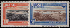 Brazil 1937 South American Radio Conference fine lightly mounted mint.