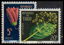 Togo 1959 Tropical Flowers unmounted mint.