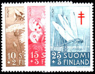 Finland 1954 Anti-Tuberculosis unmounted mint.