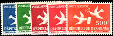 Guinea 1959 Flying Doves unmounted mint.