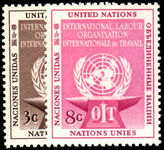 New York 1954 ILO unmounted mint