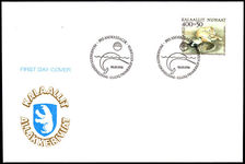 Greenland 1990 Environmental Foundation First Day Cover