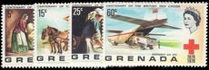 Grenada 1970 Red Cross unmounted mint.