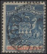 British South Africa Co 1893 ½d fine used