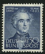 West Germany  1953 Liebig unmounted mint (pulled perf)