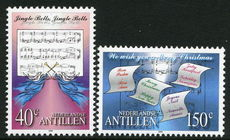 Netherlands Antilles 2000 Christmas unmounted mint.