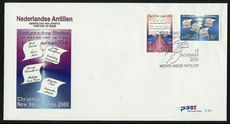 Netherlands Antilles 2000 Christmas First Day Cover